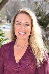 Photograph of Principal Melaney Mackin.